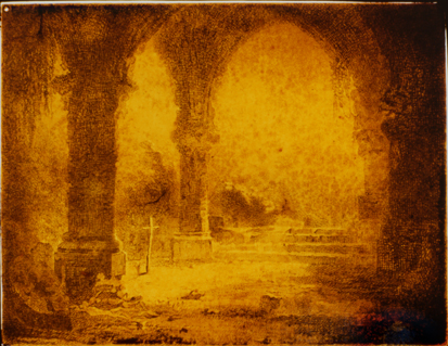 Revisiting Niepce's processes - Niepce in England First Photograph 1830